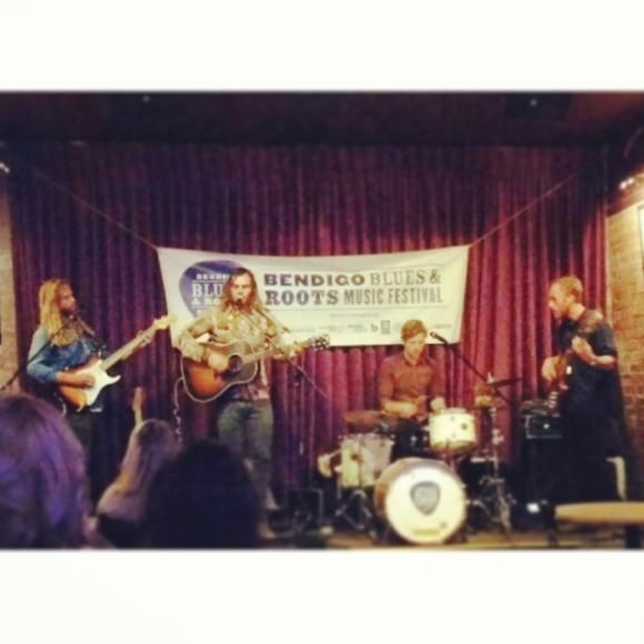 Benny Walker Band in Bendigo